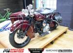 Indian: Chief 74ci Side-Car for Sale
