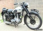 1950 BSA B31 Classic Motorcycle for Sale