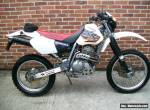 Honda XR 400r ,with rare Electric Start on this modern classic. for Sale