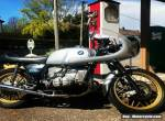 Bmw R100 Motorcycle - Beautiful and very rideable Cafe Racer for Sale