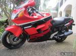1991 HONDA CBR1000F - one owner with only 28,872kms for Sale