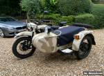 Ural Gear up Sidecar Outfit - not Dnepr Cossack BMW ***SOLD TO STEVE** for Sale