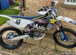 Husqvarna FC 250 2017 - Ran Only 41 Hours for Sale