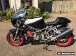 Ducati 996S Engined Special, low miles, Cafe racer for Sale
