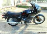 BMW R100RS Classic Boxer for Sale