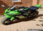 Kawasaki Ninja ZX6R 636 KRT Edition 2017 with ONLY 695 miles! for Sale