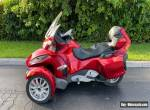 2015 Can-Am Spyder RT SE6 for Sale