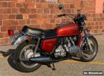 1975 Honda Gold Wing for Sale