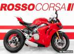 2020 Ducati Panigale V4 S for Sale