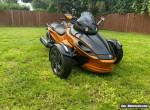 2013 Can-Am Spyder RS-S for Sale