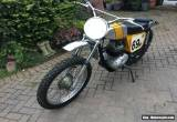 BSA B50 MX SCRAMBLE BIKE for Sale
