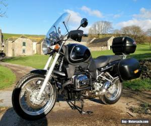 BMW R850R ABS CLASSIC ONLY 23573 mls. GENUINELY STUNNING. MASSIVE SPECIFICATION for Sale