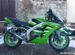 2002 Kawasaki Ninja ZX6R J2 for Sale