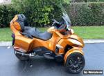 2014 Can-Am Spyder RTS Limited SE6 for Sale