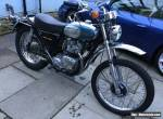Triumph TR5T Trophy Trail. Sought after model in standard condition for Sale