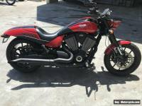 VICTORY HAMMER 02/2015 MODEL 20746KMS PROJECT MAKE AN OFFER