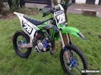 Kawasaki KX 85 Big Wheel 2016 Model