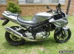 2008 Hyosung GT650S only 9265km, good clean bike, like Suzuki sv650 for Sale