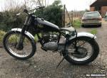 Villiers trials bike for Sale