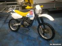 Suzuki dr350 enduro Green lane, big bored to 435