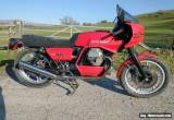 1981 MOTO GUZZI LE MANS 2 RUNS WELL Tax and MOT exempt this year! LMii for Sale