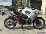 BMW R1200GS R1200GSA R1200 RALLYE 01/2012 MODEL PROJECT MAKE AN OFFER for Sale
