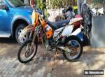 ktm 525 exc 2004 $3500.00 recently serviced and garaged has not been ridden for Sale