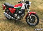 Super rare 1976 Benelli  750 six cylinder classic! for Sale