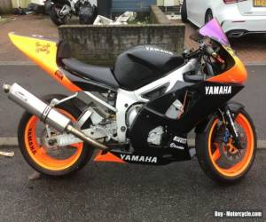 yamaha yzf  r6 5eb 2002 track bike now breaking for Sale