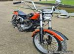 1977 Ironhead Sportster USA import for Sale