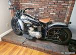 1938 Indian for Sale