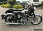 ROYAL ENFIELD CLASSIC 500 WITH SIDECAR 02/2015MDL 5167KMS STAT PRJECT MAKE OFFER for Sale