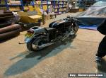 NORTON DOMINATOR 99 CAFE RACER BARN FIND PROJECT 1956-1962 CLASSIC SPARES PARTS for Sale