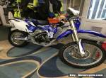 yamaha wr250f Road Legal with MOT 2008 for Sale