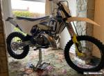 HUSQVARNA TE 300 ONLY 10 hours (Fuel injected) 2018 for Sale