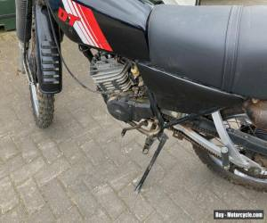 YAMAHA DT125MX  W reg 1981 Classic motor cycle for Sale