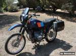 1984 BMW r80g/s for Sale