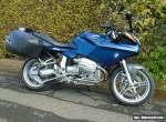 BMW R1100S '99/T 13k mls.**LOW MILEAGE**LUGGAGE**2 OWNERS** for Sale