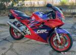 1993 Honda CBR600FP Red/Purple Classic Japanese Motorcycle for Sale